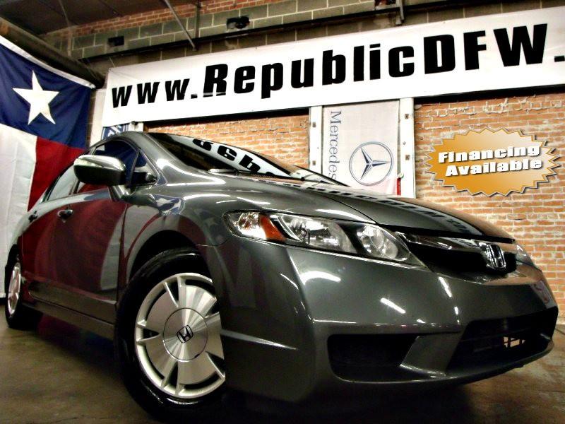 2009 Honda Civic Hybrid 4dr Sdn