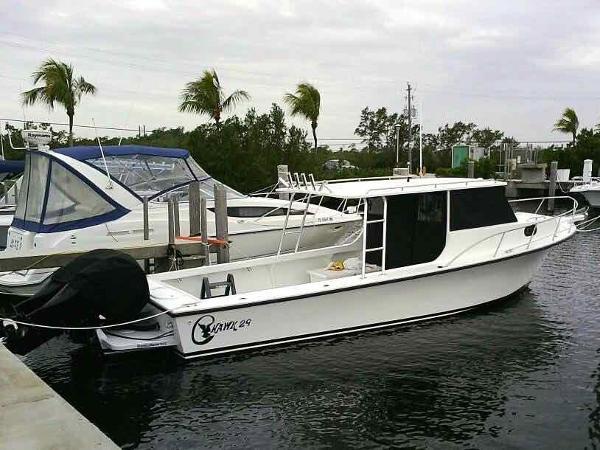 2013  C-Hawk Boats  29 Sport Cabin