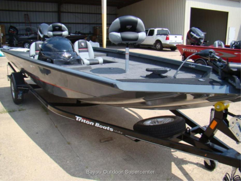 Triton Boats 17 Ctx Boats For Sale