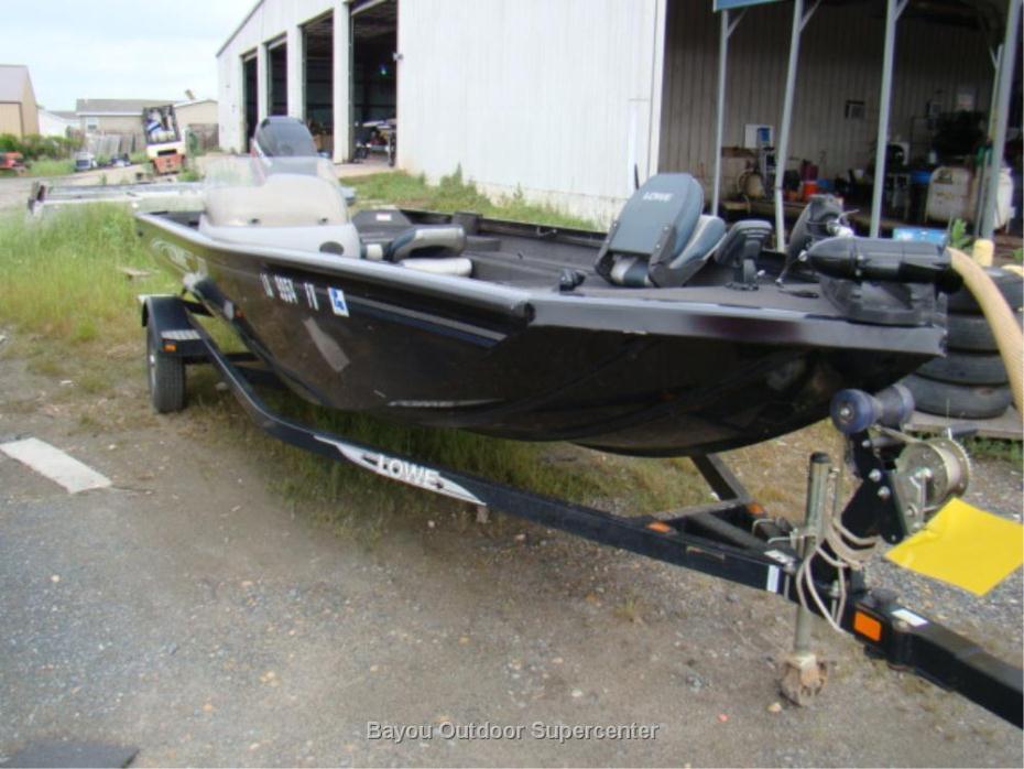 2010 LOWE BOATS ST 195 Stinger