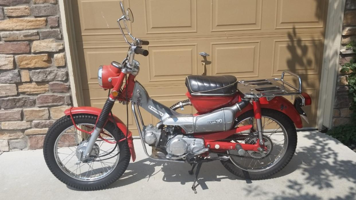 1971 honda ct90 motorcycles for sale