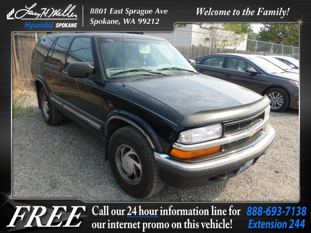2001 Chevrolet Blazer Spokane, WA