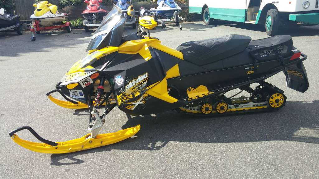 Ski Doo Mx Z X 600 motorcycles for sale