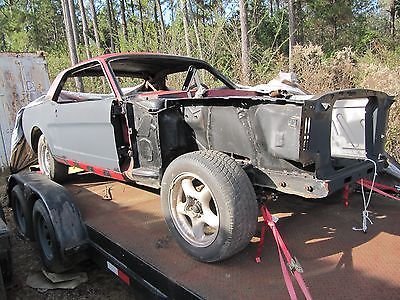 Ford : Mustang COUPE PROJECT CAR