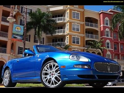 Maserati Spyder cars for sale in Florida