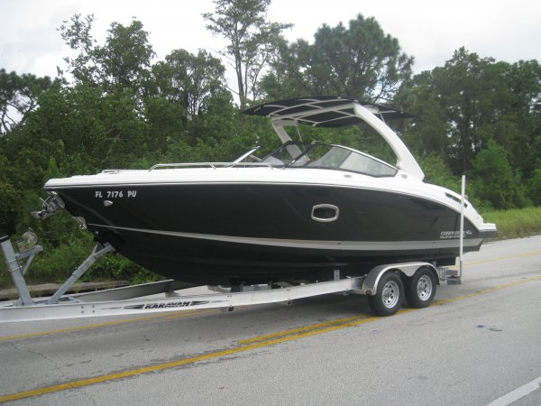 2015 Chaparral 277ssx Bow Rider