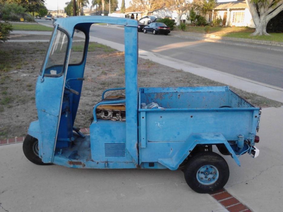 Cushman truckster for sale