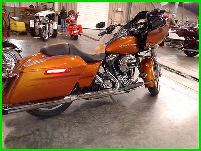 Harley-Davidson : Touring 2015 harley davidson touring road glide special used
