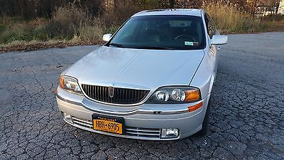 Lincoln : LS Sport Sedan 4-Door immaculate 2000 lincoln ls v8 low miles