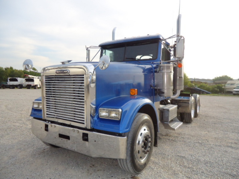 2006 Freightliner Classic Xl Day Cab