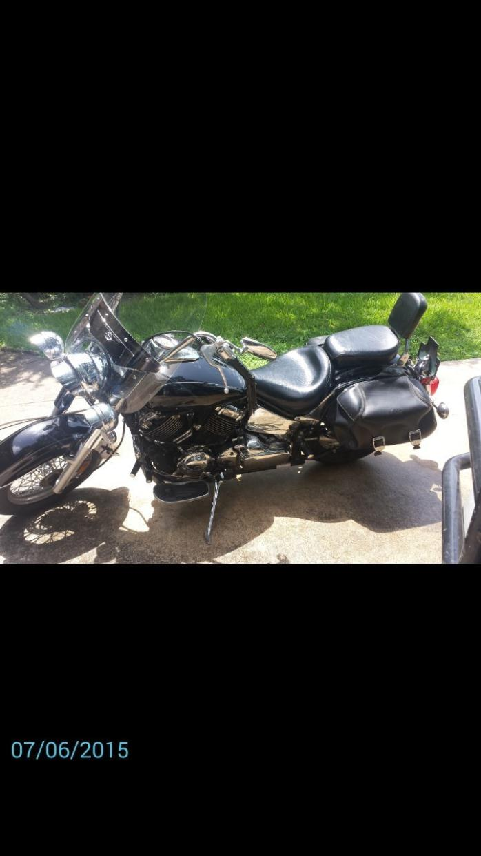 2007 Yamaha Warrior Midnight Motorcycles for sale