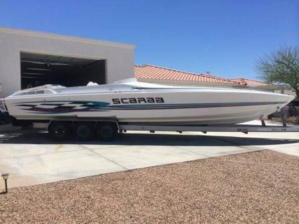 1998 Scarab Marine Offshore 30
