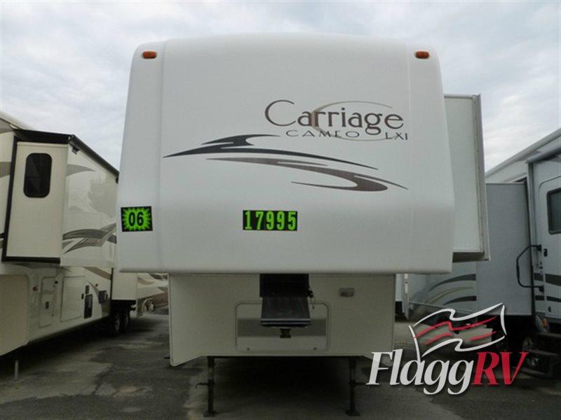 2007 Carriage Carri-Lite 36XTRM5