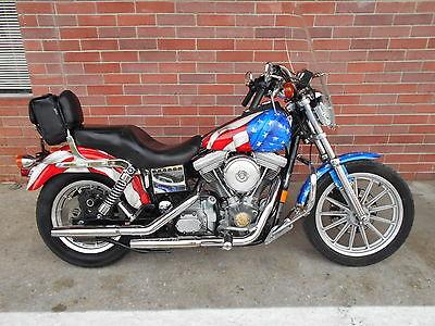 Harley-Davidson : Dyna 1998 harley davidson fxd superglide