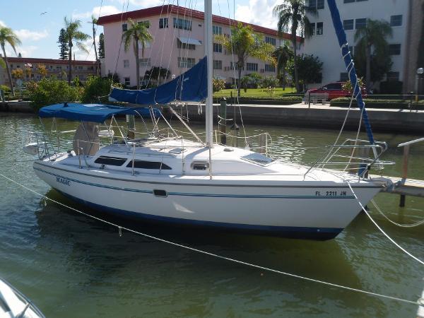 1997 Catalina 28 Mark II
