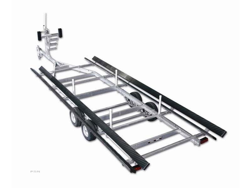 2013 Magic Tilt Pontoon Series - Tandem Axle
