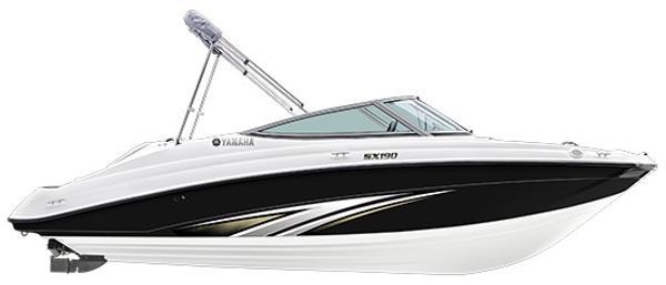 2016 Yamaha Sport Boat sx190