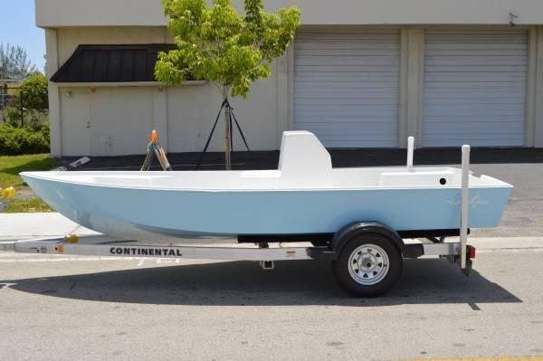 2016 Hogfish Boat 15.2 CC