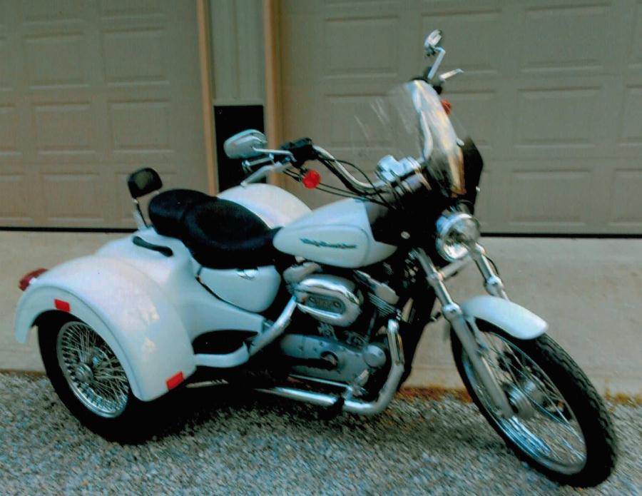 2005 Harley Davidson Sportster