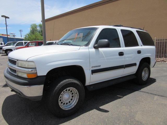 2001 Chevrolet Tahoe Tucson, AZ