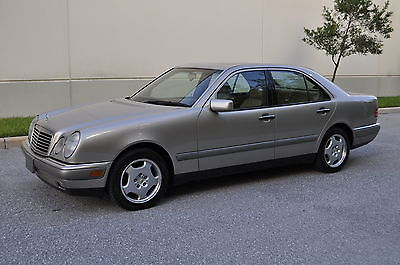 Mercedes Benz Pompano >> 1997 Mercedes Benz E420 Cars for sale