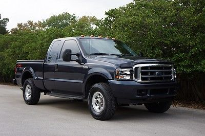 Ford : F-250 XLT, Loaded, Serviced, Texas Owned 7.3 l v 8 turbo diesel 4 x 4 off road custom truck extra clean brand new tires