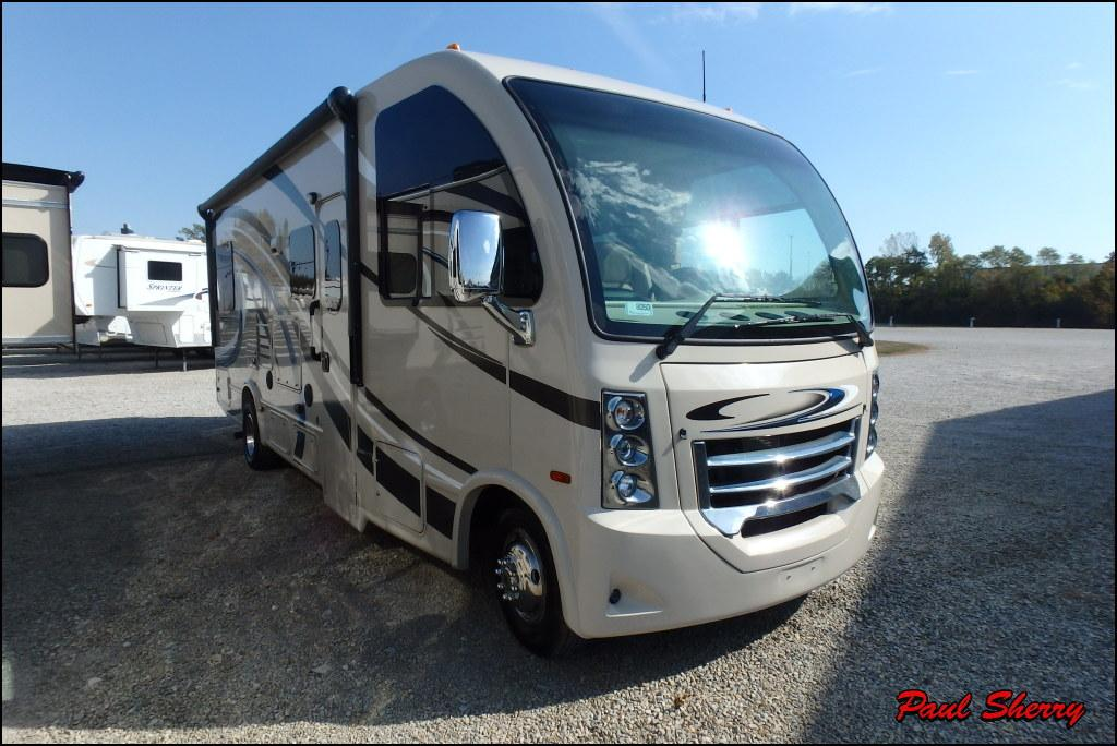 Thor Motor Coach Freedom Elite 26be W Slide Rvs For Sale