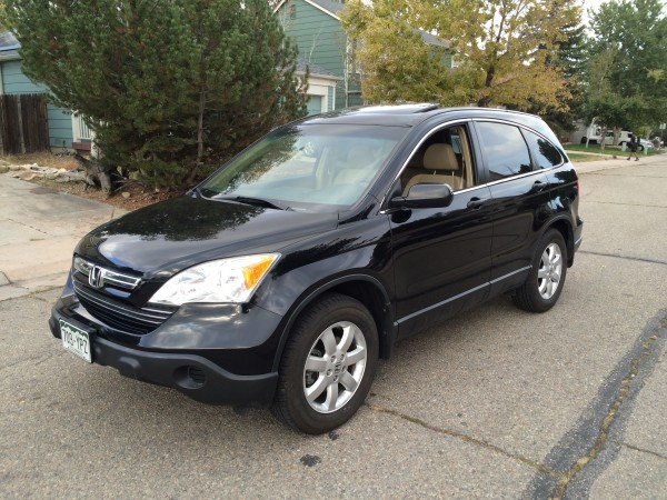 2007 Honda CRV 4WD Ex (Only 48052 Miles)