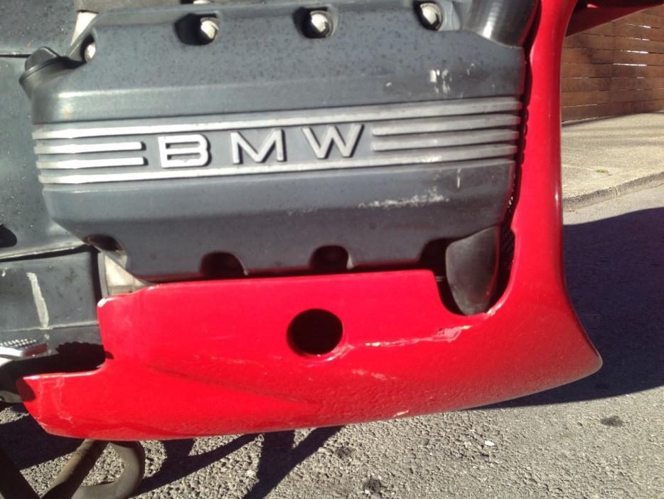 2015 BMW R nineT