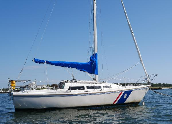 1986 Catalina 27 sloop