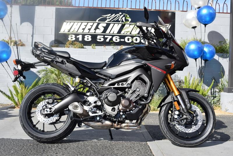 2016 Yamaha Fj 09