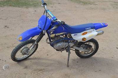 Yamaha : Other 2001 yamaha ttr 125 l dirt bike
