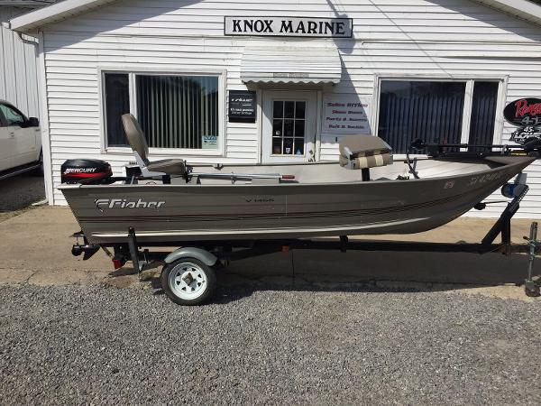 2001 Fisher 1466