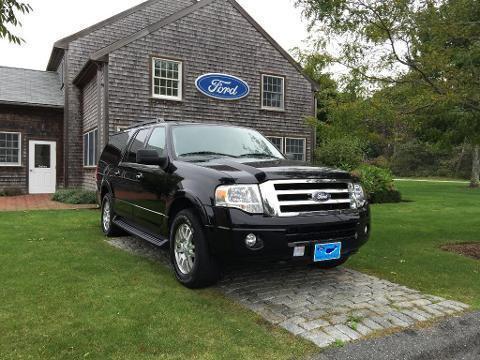 2012 FORD EXPEDITION EL 4 DOOR SUV