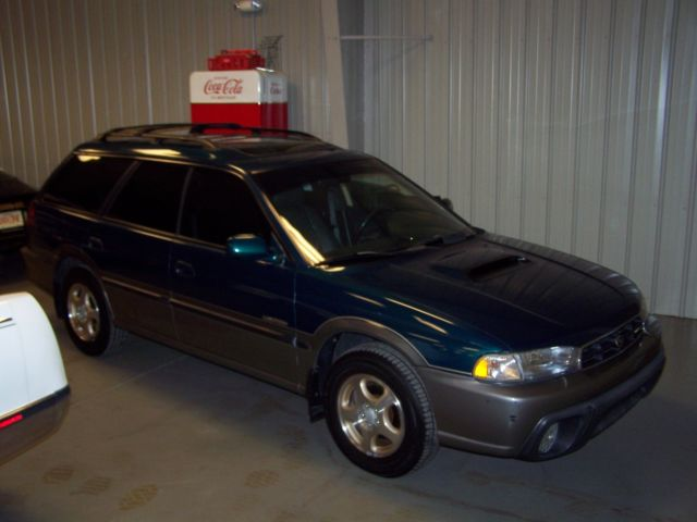 Subaru : Legacy OUTBACK 177K HEATED SEATS AWD T-BELT SERVICED SUV NEAT-4WD-LIMITED-GEORGIA-LEATHER-COLD-AC-4X4-DUAL-SUNROOFS-AUTO-CRUISE-CD-WAGON