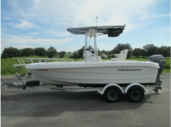 Triumph 195 Cc Boats For Sale