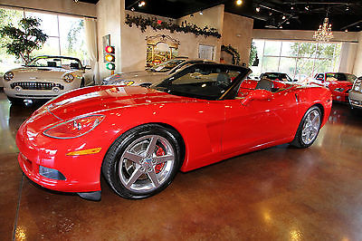 Chevrolet : Corvette Convertible C6 2D Coupe 2005 chevrolet convertible c 6 2 d coupe