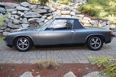 Porsche : 914 914/6 Targa 1970 porsche 914 6