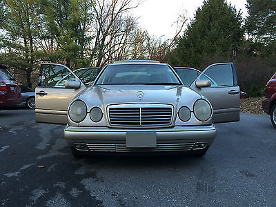 Mercedes-Benz : E-Class E300 Diesel 1999 mercedes benz e 300 d 300 d 300 d turbo diesel carfax serviced rare