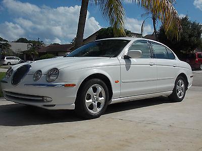Jaguar : S-Type Base Sedan 4-Door 2000 jaguar s type 3.0 l 41 000 miles florida car mint condition