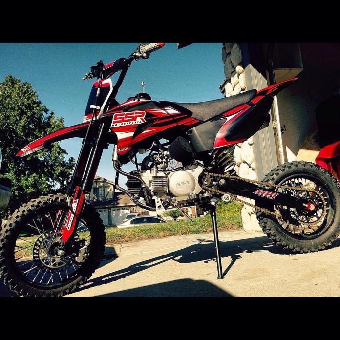 Ssr 150 Pit Bike Motorcycles For Sale
