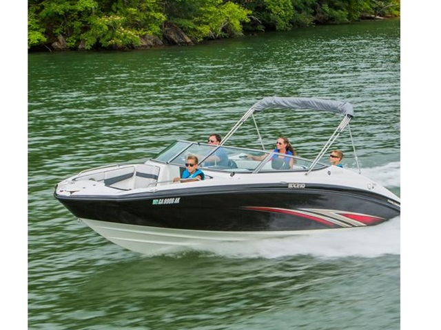 Yamaha 21 boats for sale in florida for Yamaha sx210 boat cover