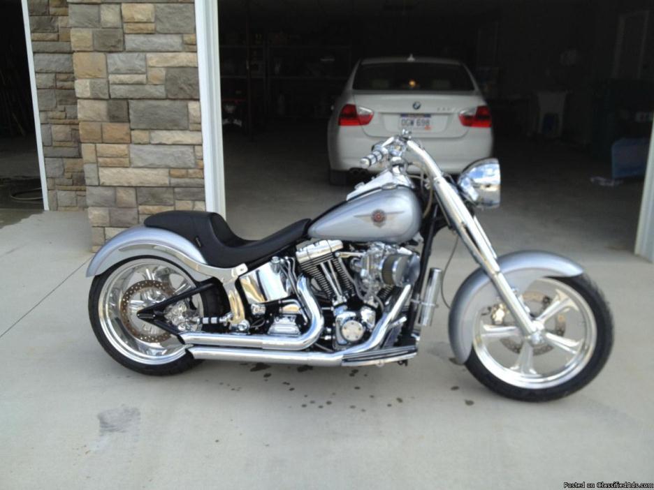 2001 Harley-Davidson Softail Fatboy
