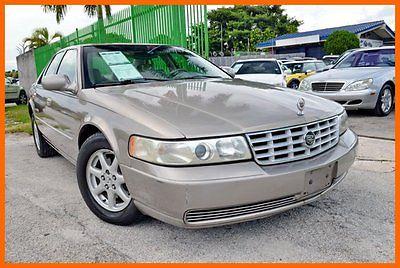 Cadillac : Seville SLS 2002 cadillac seville sls 4.6 l v 8 clean carfax like new condition