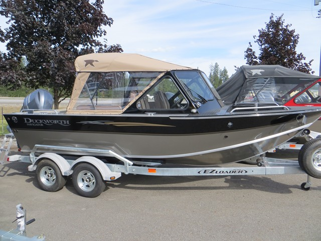 Duckworth Boats For Sale In Idaho