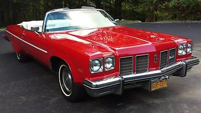 Oldsmobile : Eighty-Eight Royale Low mileage Delta 88 Royale Convertible - Celebrate an early Christmas