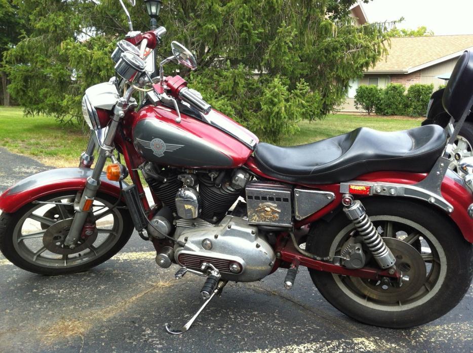 1983 harley roadster motorcycles for sale. Black Bedroom Furniture Sets. Home Design Ideas