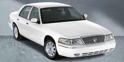 2003 MERCURY Grand Marquis 4dr LS Sedan