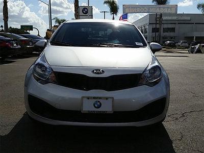 Kia : Rio 4dr Sedan Automatic LX 4 dr sedan automatic lx bargain corner low miles automatic gasoline 1.6 l i 4 dgi 1