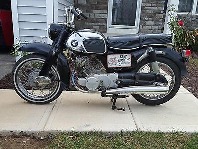 Honda : CA 1966 honda ca 160 baby dream cb ca cl twin original condition survivor barn find